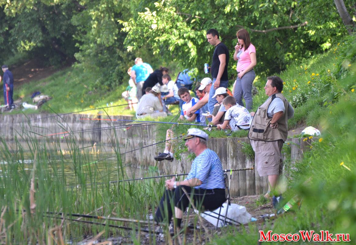 группа рыбалка фото