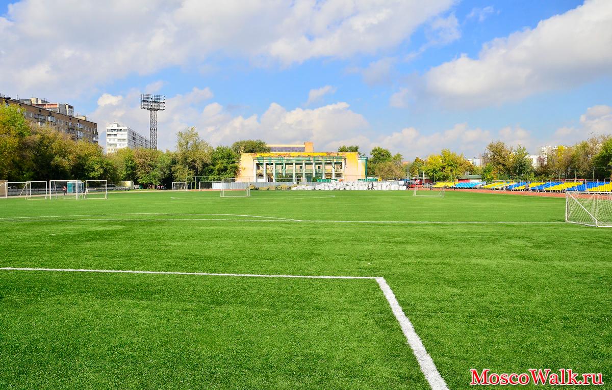 стадион автомобилист москва сайт