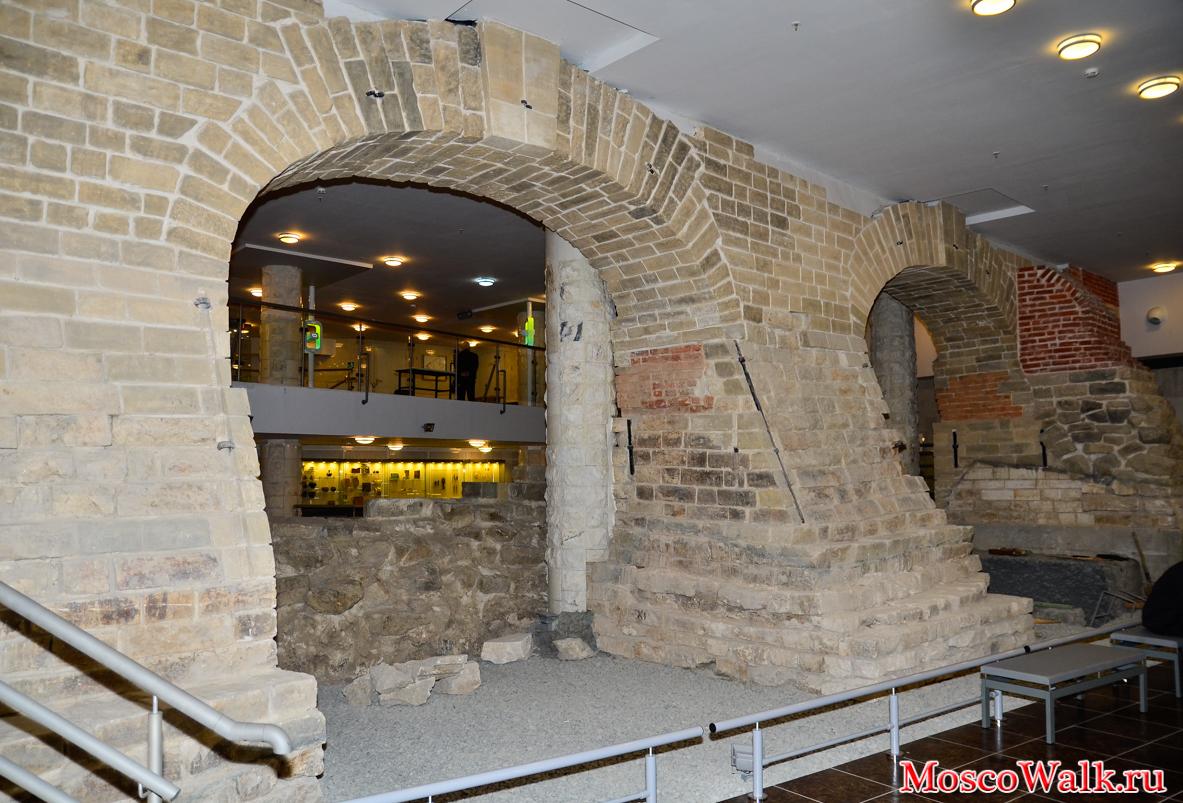 Музей археологии Москвы на Манежной