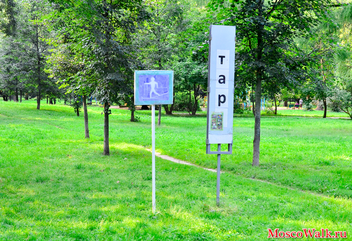 Grachevsky Park in Khovrino: a recreation area with an unusual history 62