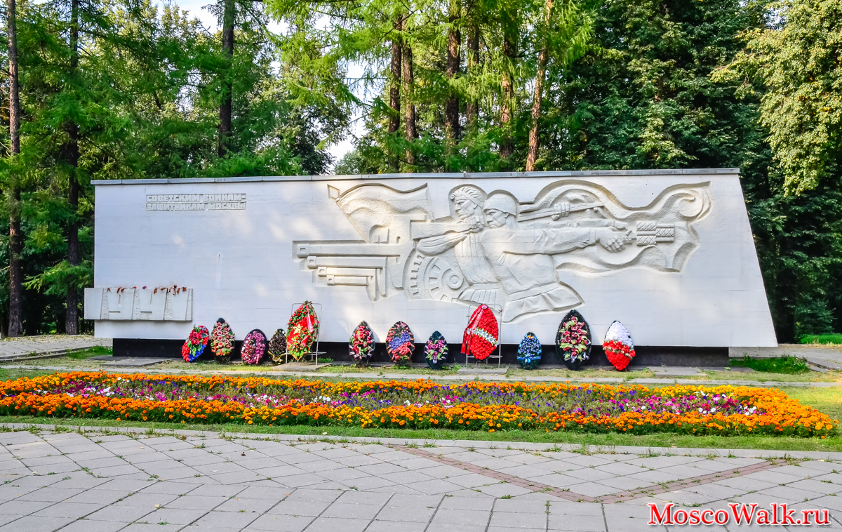 Grachevsky Park in Khovrino: a recreation area with an unusual history 54