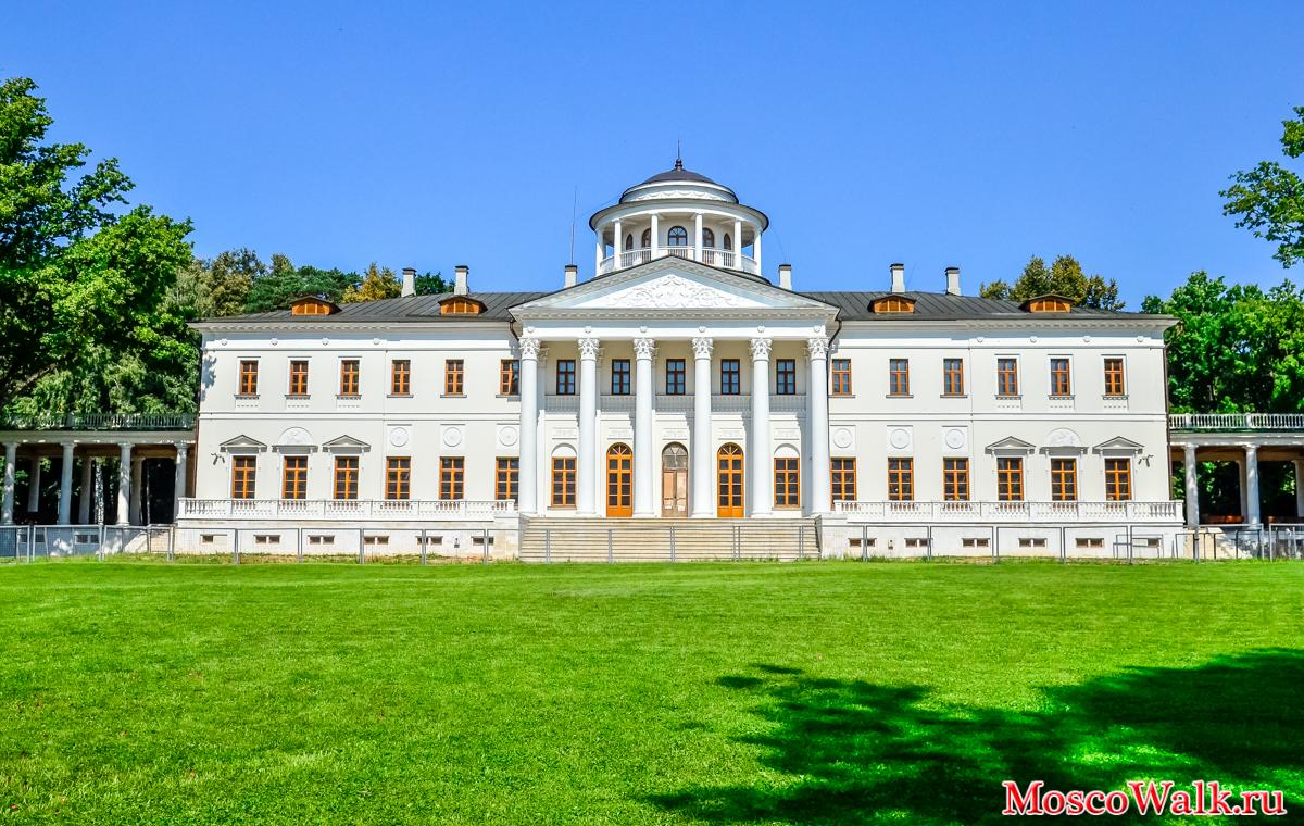 усадьба-музей остафьево фото