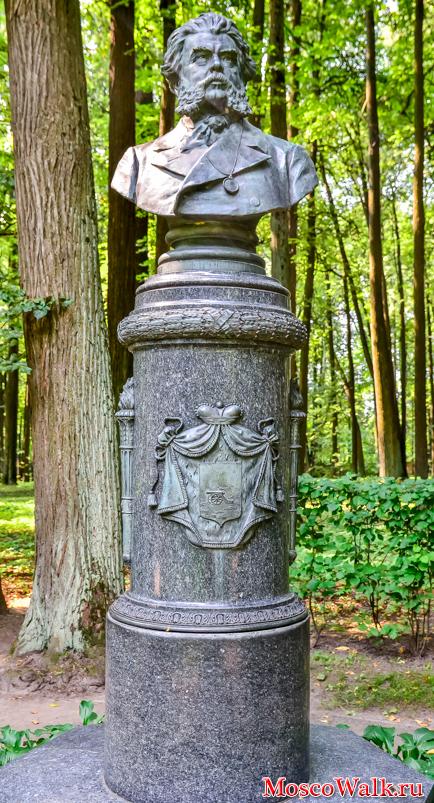 Памятник с семейный Вяземский памятник из цветного гранита Беломорск