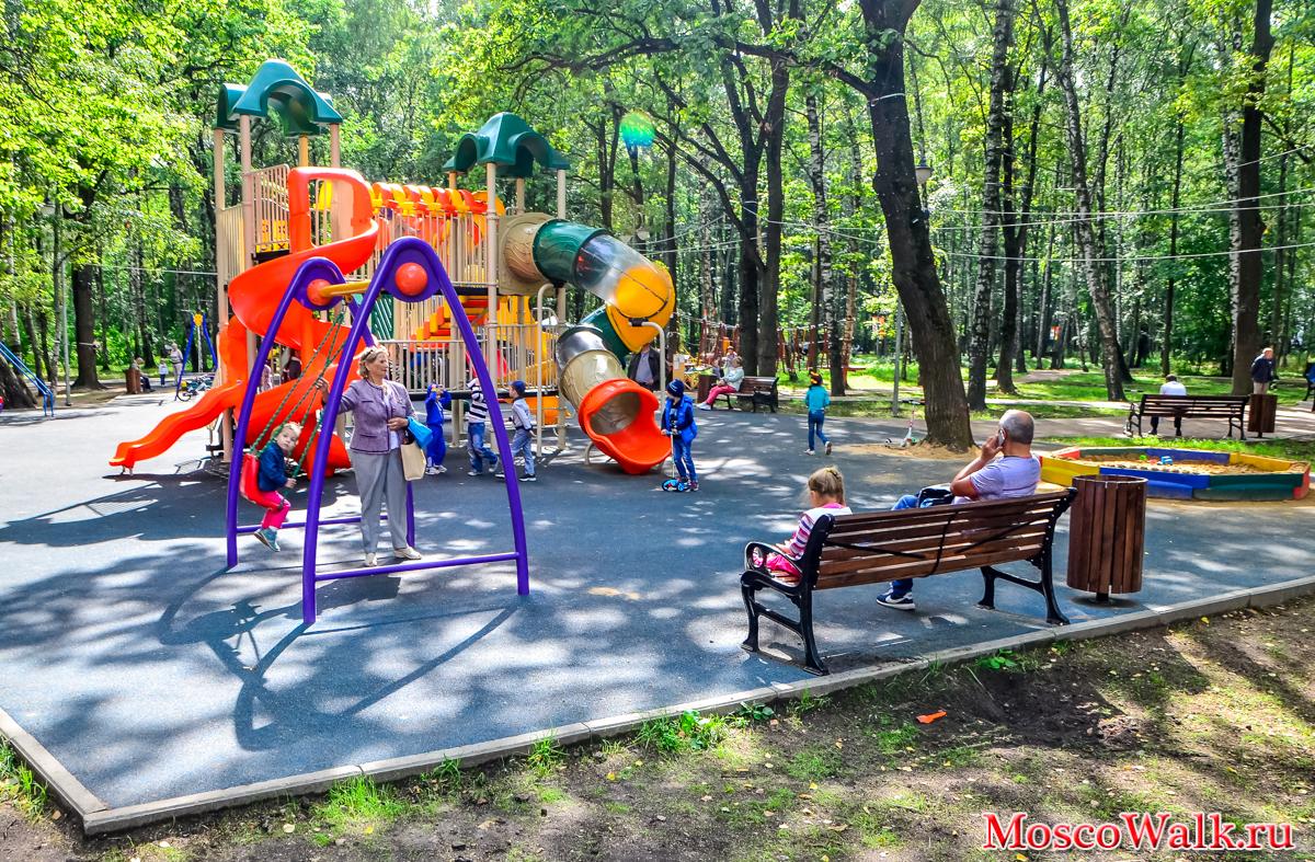 парк дубки фото химки