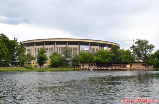 План-схема Государственного бюджетного учреждения Екатерининский парк.