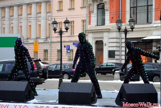 "Freak-performance group ""Русский HOLLYWOOD"""