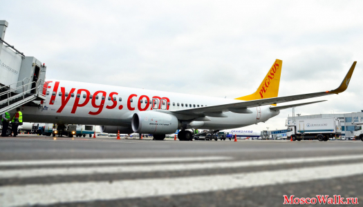 авиакомпания Pegasus Airlines