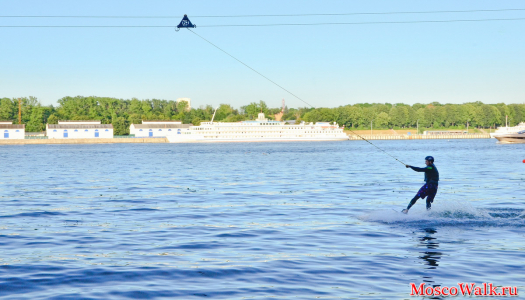 Moscow Wake Park