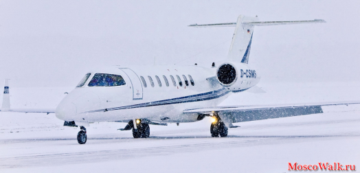 Learjet 45 (D-CSMS)