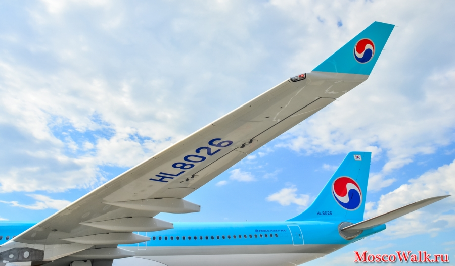 Ливрея Korean Air