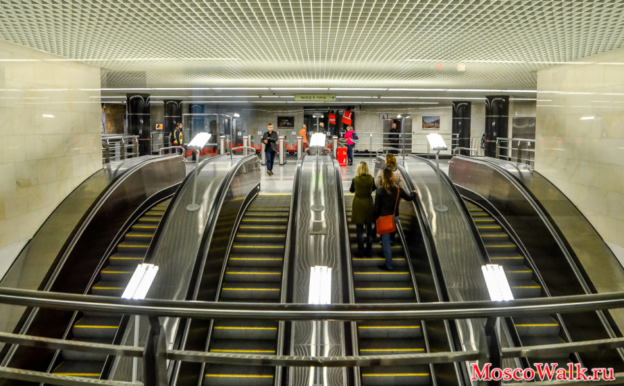 Станция метро «Бутырская»