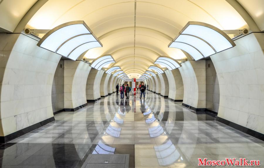 16 сентября открылась станция Бутырская