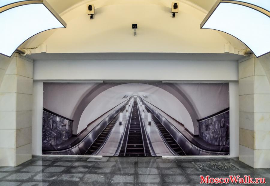 выход станции Бутырская