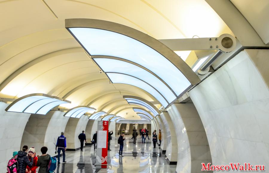 метро станция Бутырская