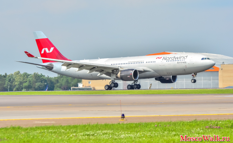 Airbus A330 Nordwind