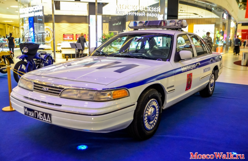 ГАИ Ford Crown Victoria