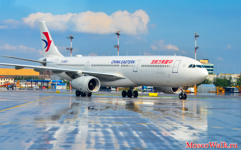 Airbus China Eastern