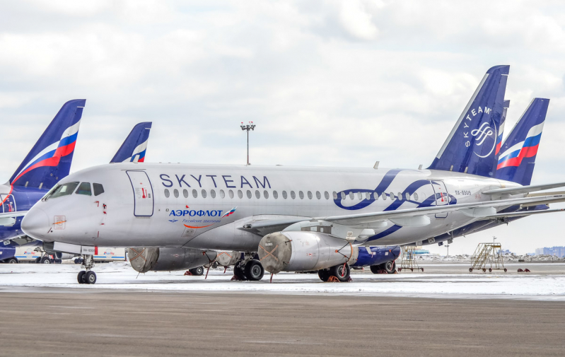 Аэрофлот SkyTeam