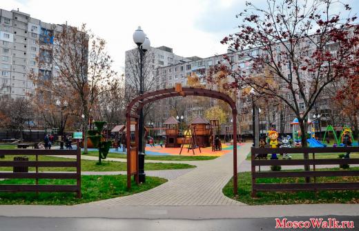 Академический отпуск в Москве Капотня